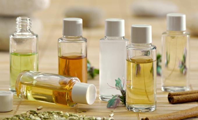 huiles essentielles - huile à barbe