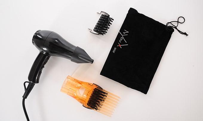 Avis Xculpter Wild Homme mini seche-cheveux et barbes