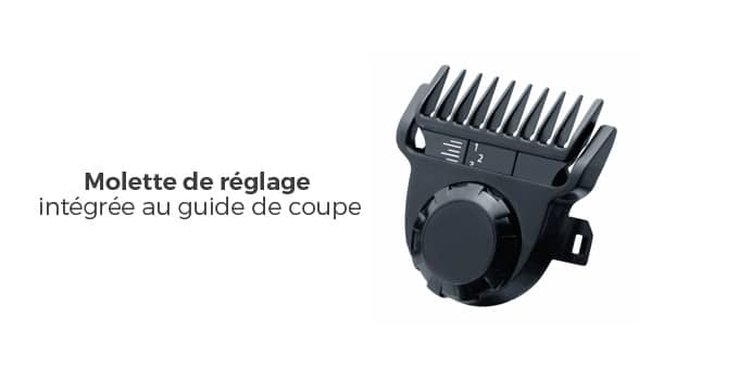 remington MB4110 / guide de coupe