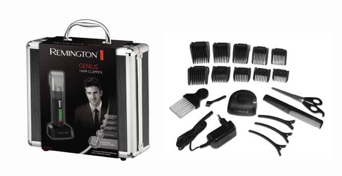 remington hc5810 i tondeuse cheveux avis et test barbe du daron. Black Bedroom Furniture Sets. Home Design Ideas