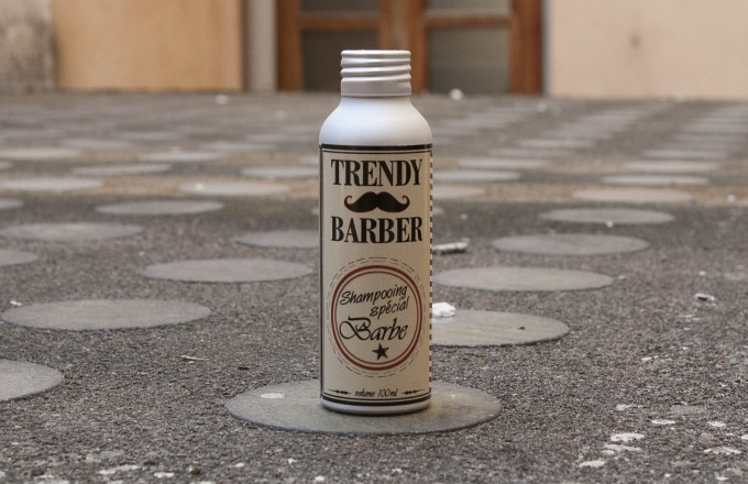 Shampoing barbe Trendy Barber - avis et test