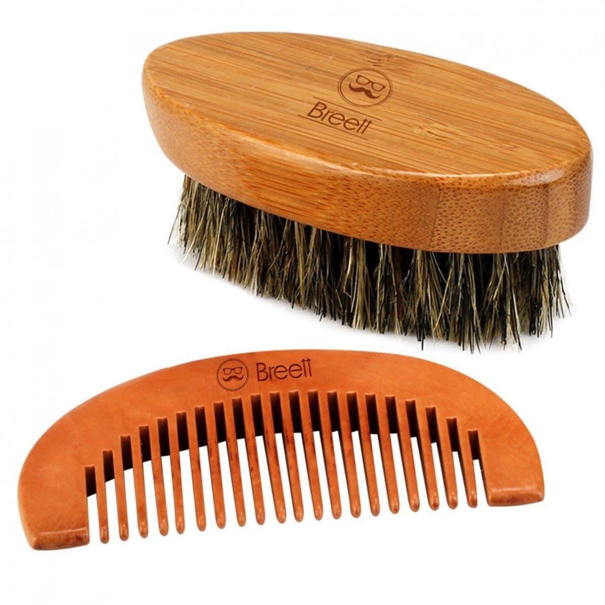 brosse barbe l 39 indispensable pour entretenir sa barbe. Black Bedroom Furniture Sets. Home Design Ideas