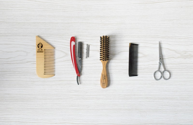 accessoires barbe