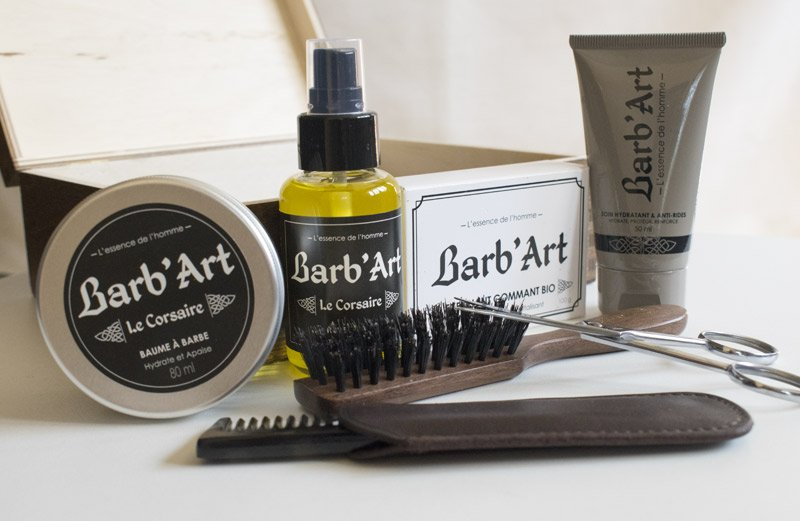 soins barbe barb'art