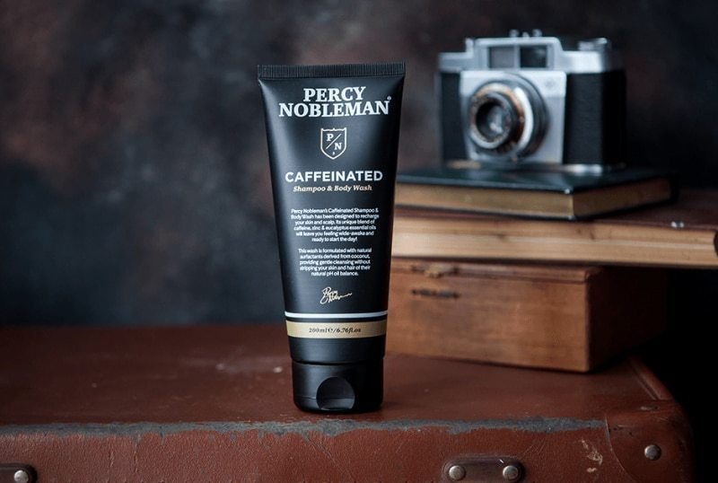 gel douche / shampoing Percy Nobleman