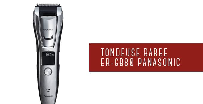 Panasonic er-gb80