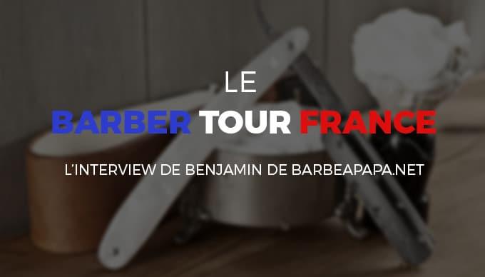 barber tour france : le web-documentaire sur les barbiers de France