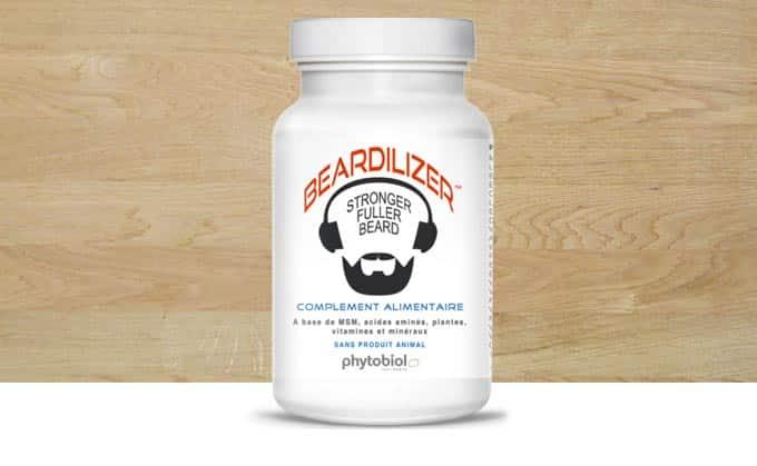 beardilizer accélérateur pousse barbe - avis et test