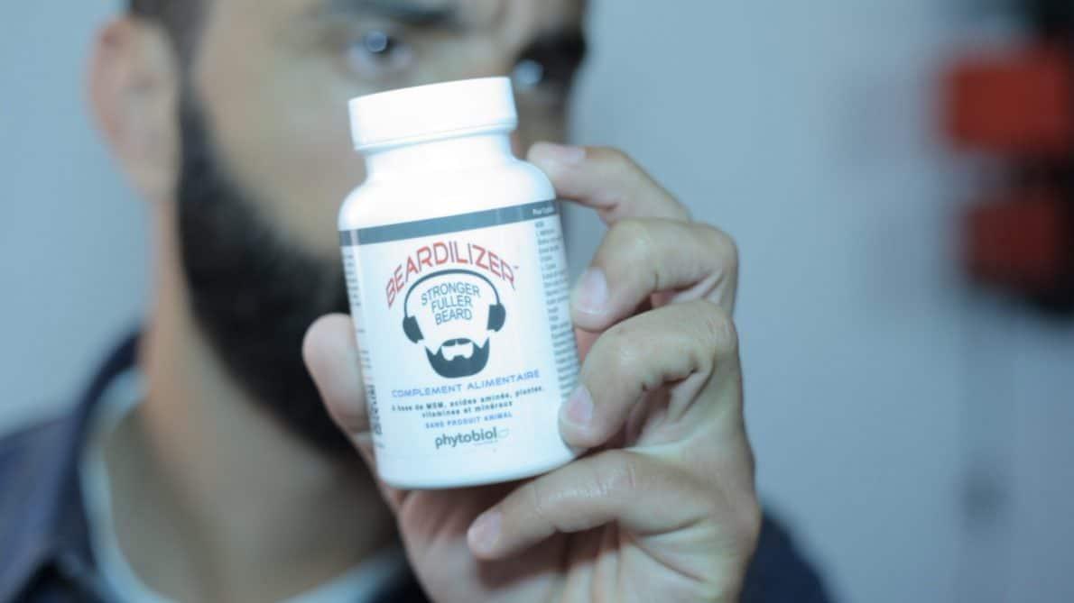beardilizer un acc l rateur de pousse de la barbe avis et test le guide complet barbe du. Black Bedroom Furniture Sets. Home Design Ideas