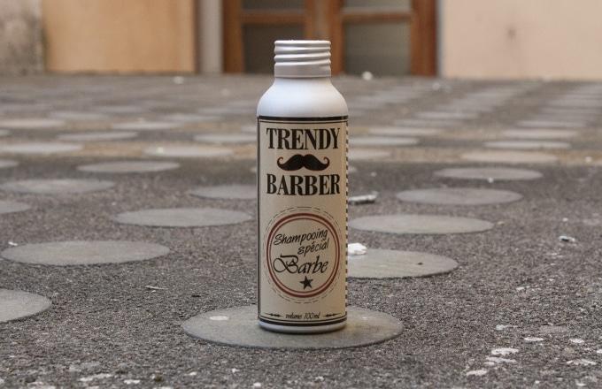 Shampoing barbe Trendy Barber - avis et test