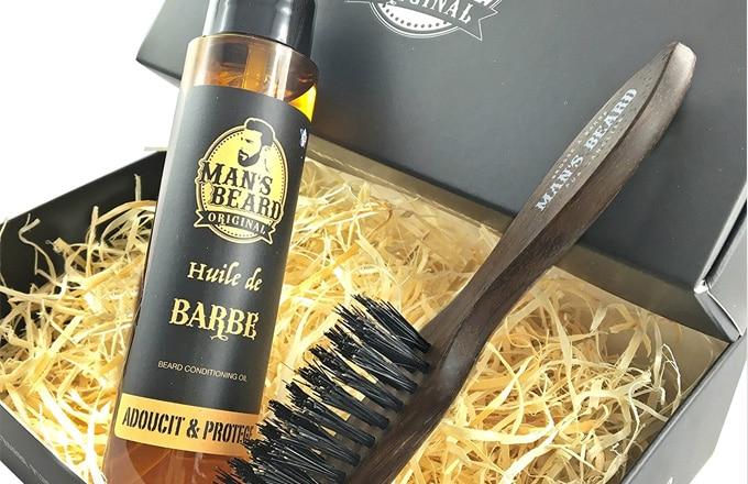 coffret barbe man's beard - avis et test