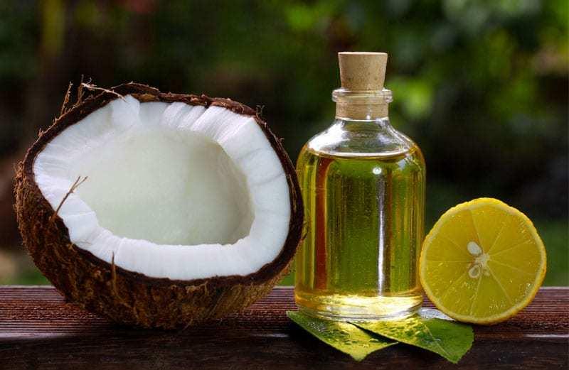huile de coco barbe