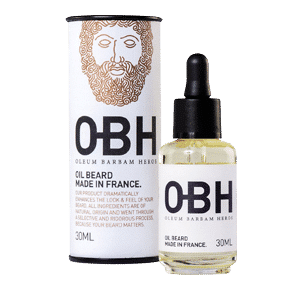 huile barbe obh