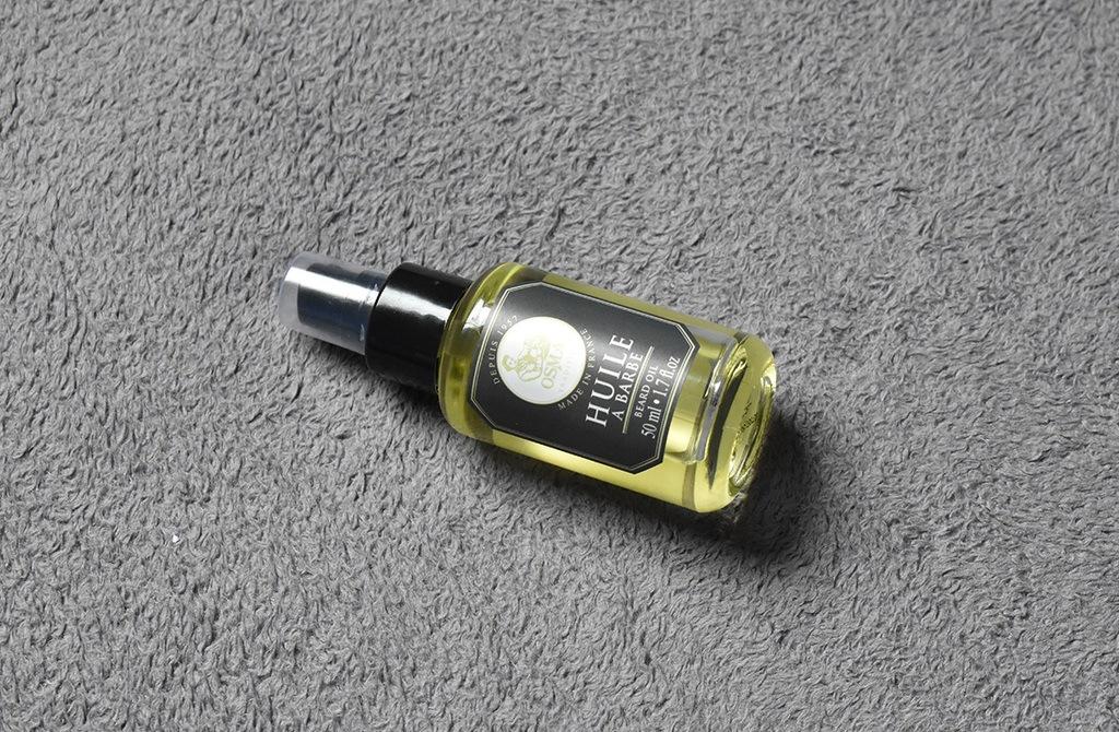 huile à barbe Osma Tradition