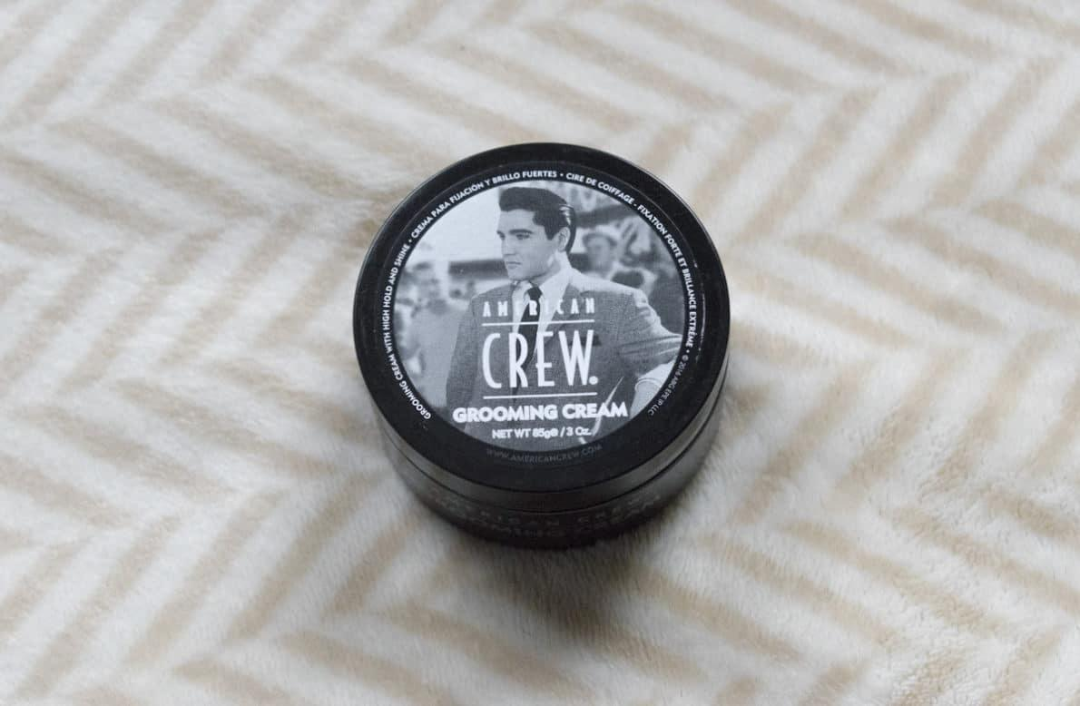 grooming cream avis test