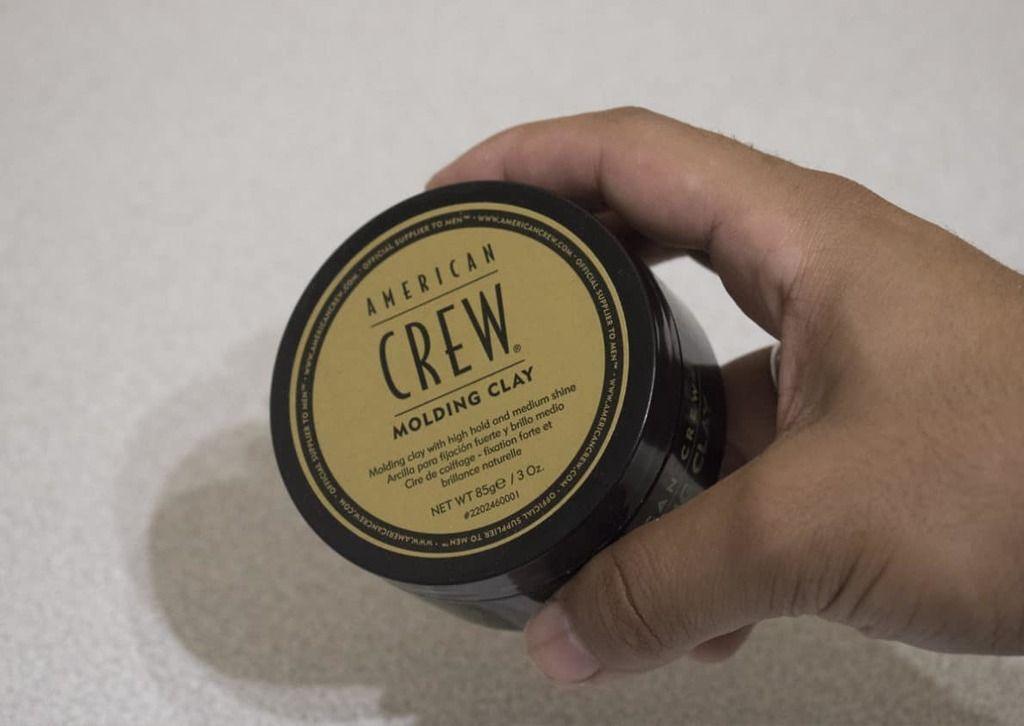 molding clay american crew - avis