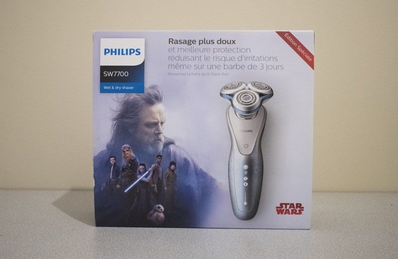 philips SW7700/67 star wars avis