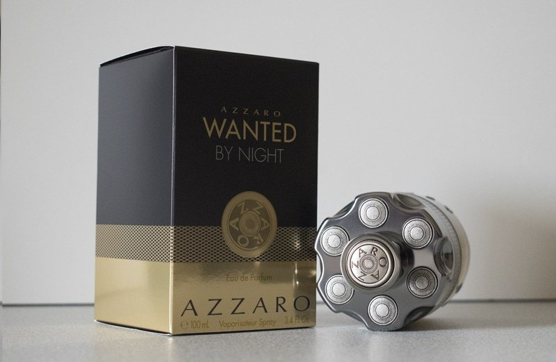 azzaro wanted by night avis
