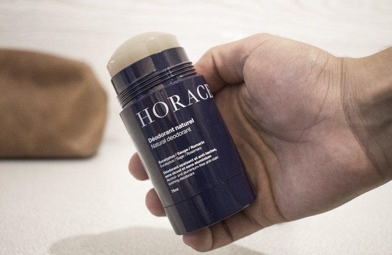 déodorant naturel Horace | Avis