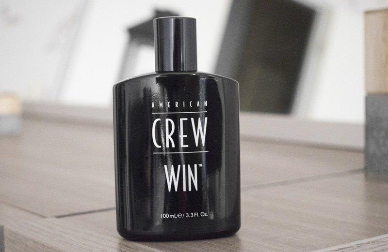 parfum Win American Crew - Avis