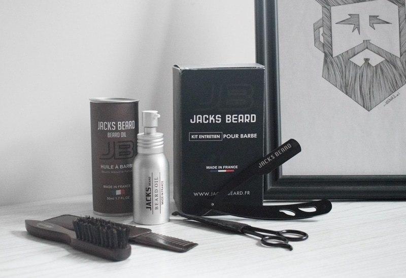 Jacks Beard soins pour la barbe | avis