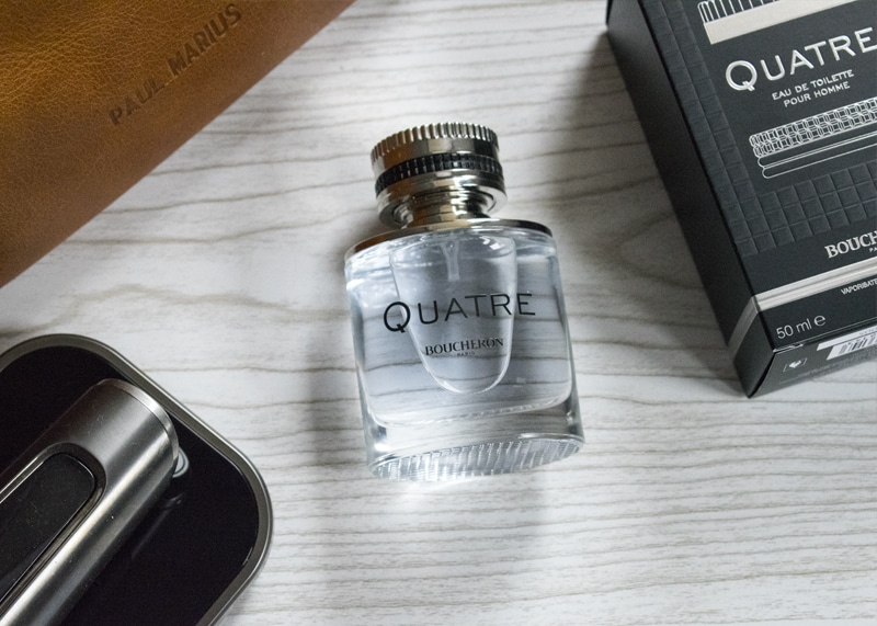 Parfum Quatre de Boucheron | Avis