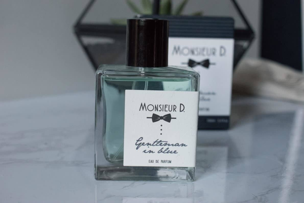 parfum monsieur D