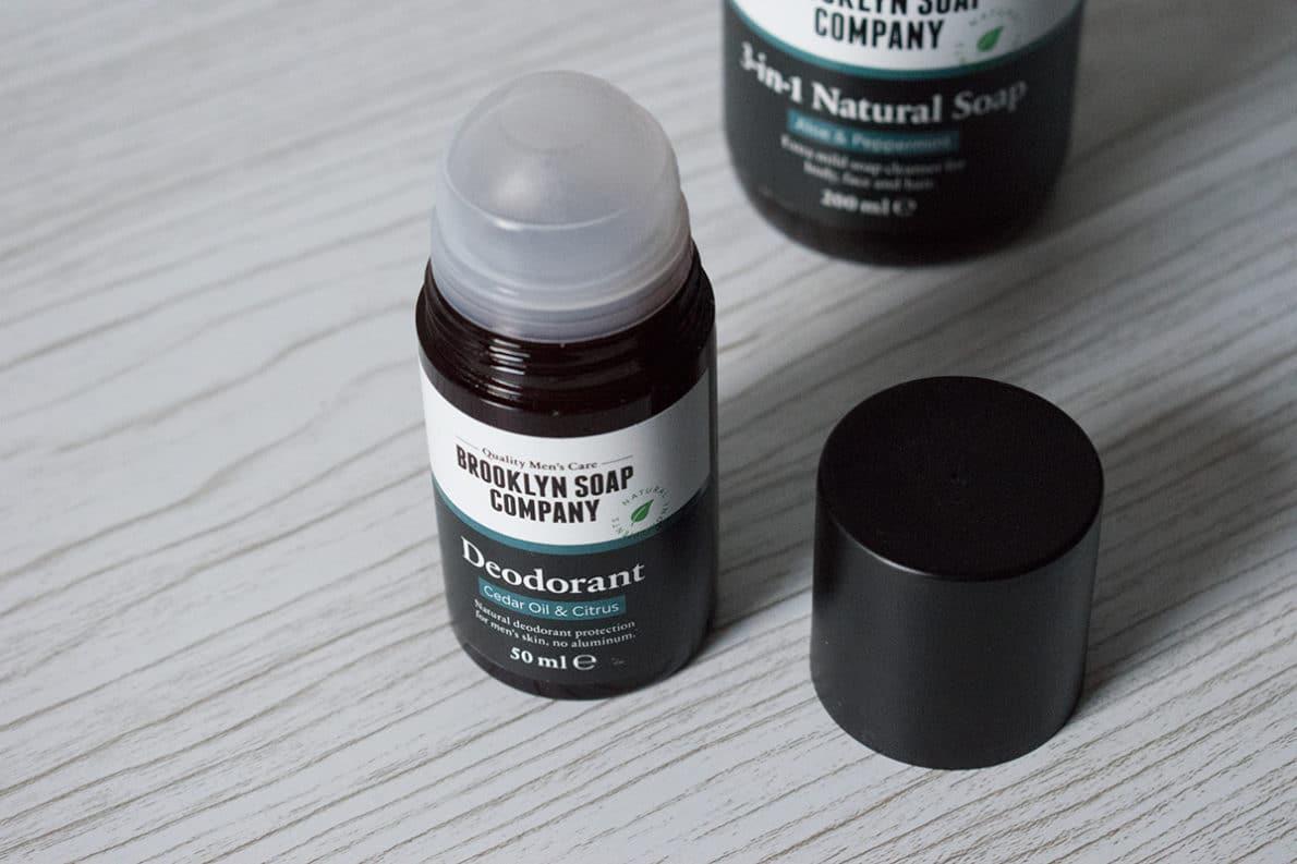 Déodorant Brooklyn Soap Company | Avis et test