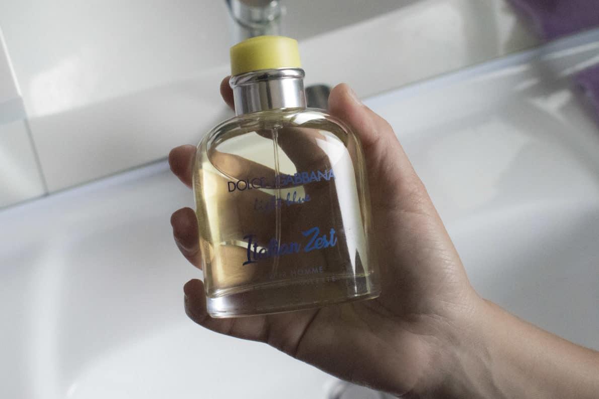 Parfum Dolce Amp Gabbana Light Blue Italian Zest Avis Et Test