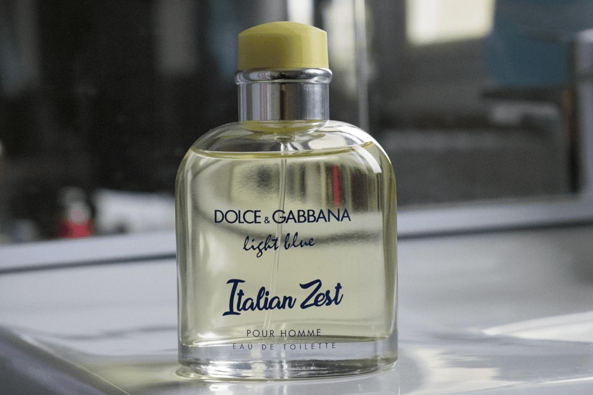 ZestAvis Blue Gabbana Test Parfum Italian Light Dolceamp; Et MpSGqVLUz