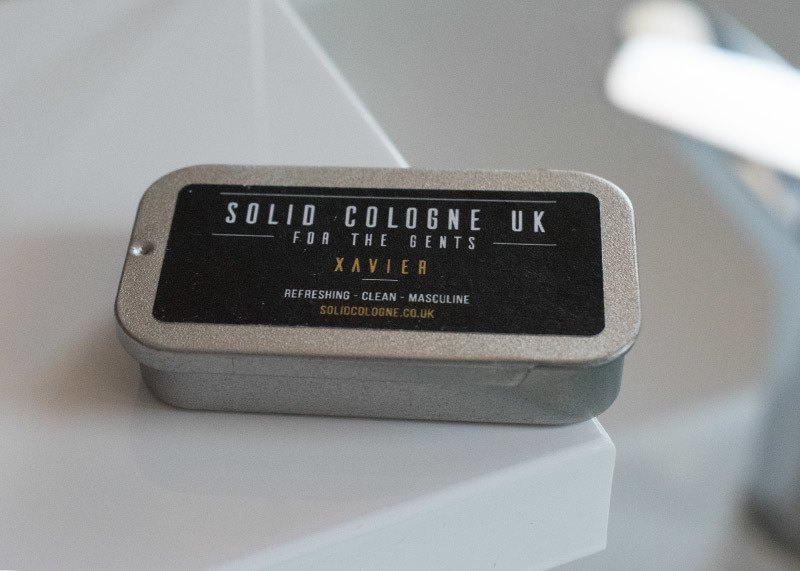 Solid cologne UK Xavier