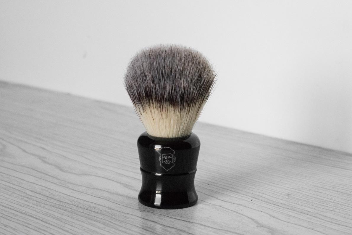 blaireau de rasage barbedudaron