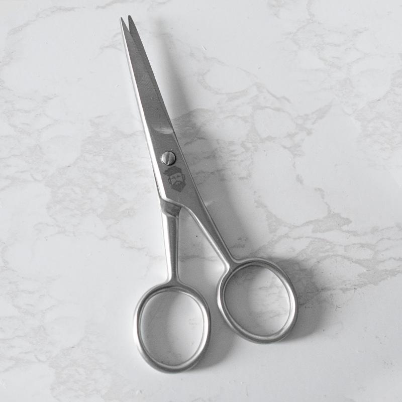 ciseaux barbe et moustache Barbedudaron