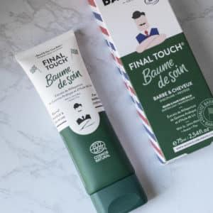 Baume de soin barbe et cheveux Final Touch Monsieur Barbier
