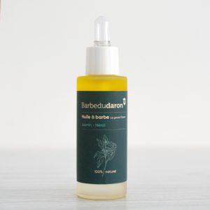 huile à barbe Barbedudaron